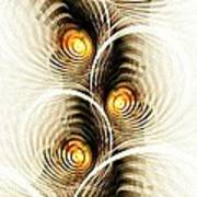 Shock Waves Art Print