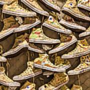 Shoe Art Art Print