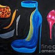 Shoe Fetish Art Print