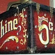 Shoe Shine Kit Art Print