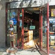 Shopfronts - Smoke Shop Art Print