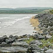 Shores Of Ireland Art Print