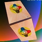 Shots Shifted - Le Soleil 2 Art Print