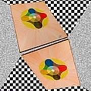 Shots Shifted - Le Soleil 6 Art Print