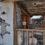 Should We Remodel Graffiti  Art Print