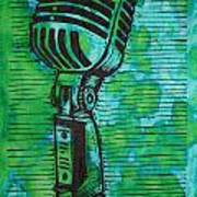 Shure 55s Art Print by William Cauthern