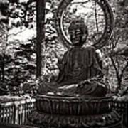 Siddhartha Gautama Buddha Art Print