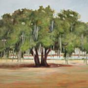 Sidney Lanier's Muse Art Print