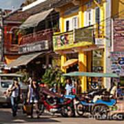 Siem Reap 03 Art Print