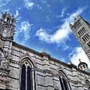 Siena Duomo Art Print