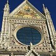 Sienna Cathedral Print by Barbara Stellwagen