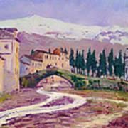 Sierra Nevada Art Print