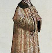 Sigismund Von Herberstein (1479-1533) Art Print