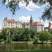 Sigmaringen Castle 4 Art Print