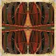 Silent Behemoth Art Print
