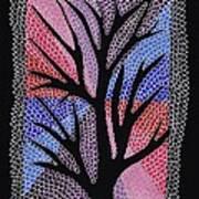 Silver Maple Art Print