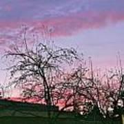 Silverton Sunset Art Print