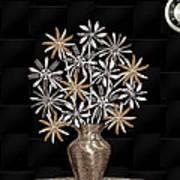 Silverware Bouquet Art Print
