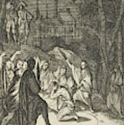 Simon, The Lovelorn Cook, The Fortune Teller Art Print