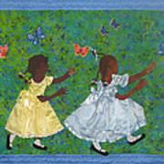 Simple Play Art Print by Aisha Lumumba