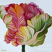 Simple Tulip Art Print