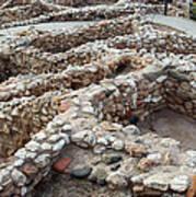 Sinagua Indian Ruins Art Print