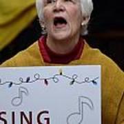Sing Sing Art Print