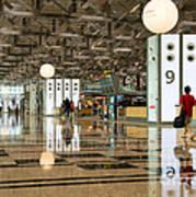 Singapore Changi Airport 03 Art Print