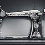 Singer Machine Art Print