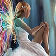 Single Fairy Art Print