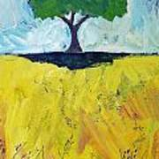Single Tree Art Print