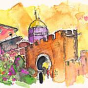 Sintra Castle Art Print