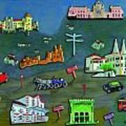 Sintra Portugal Art Print