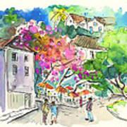 Sintra Square 02 Art Print