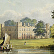 Sion House, From R. Ackermanns Art Print