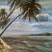 Siquijor Island Art Print