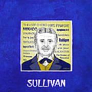 Sir Arthur Sullivan Art Print