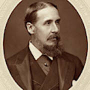 Sir Charles R Art Print
