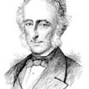 Sir Charles Wood (1800-1885) Art Print