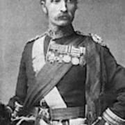 Sir George Stewart White (1835-1912) Art Print