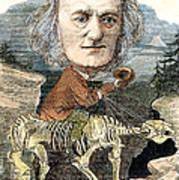Sir Richard Owen (1804-1892) Art Print