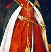 Sir Robert Devereux (1566-1601) Art Print