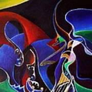 Sirens Scylla And Charybdis Art Print