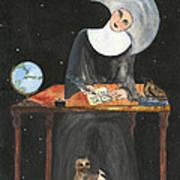Sister Margaret Art Print