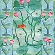 Six Of Cups Art Print