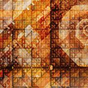 Six Sigma Art Print