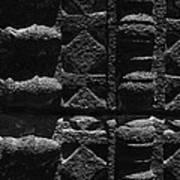 Skc 3300 Ancient Wall Art Art Print