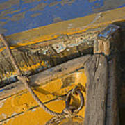 Skn 1394 Dilapidated Boats Art Print