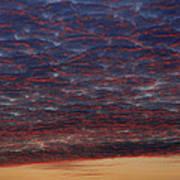 Skc 0338 Sky Desert Art Print