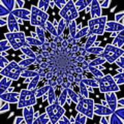 Sky Blue 1 Art Print
